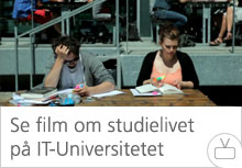 Se film om studielivet
