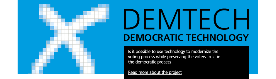 Demtech Democratic Technology